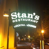 Photo taken at Stan's Restaurant & Lounge by Lorenzo C. on 9/14/2012