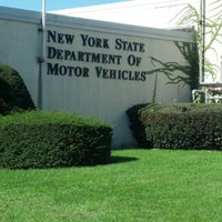 Photo taken at Department of Motor Vehicles - State Of NY by Russ L. on 10/11/2012