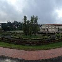 Photo taken at Jardín Cromovegetal by Diego .. on 6/21/2014