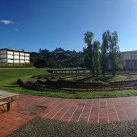 Photo taken at Jardín Cromovegetal by Diego .. on 1/17/2014