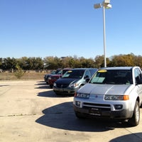 Photo taken at Toyota of Irving by Damian F. on 11/16/2012