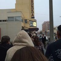 Снимок сделан в Eureka Theater пользователем Theo Z. 10/20/2013