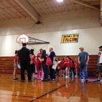 Photo taken at Zane Middle School by Theo Z. on 10/18/2012