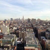 Photo taken at Sheraton Tribeca by Dillon K. on 11/15/2012