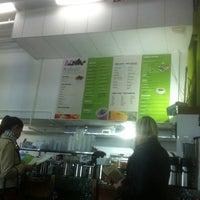Photo taken at Pura Vida Cafe by Miss Nine on 3/7/2013