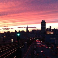 Photo taken at MTA Subway - 33rd St/Rawson St (7) by Евгений Х. on 11/12/2013