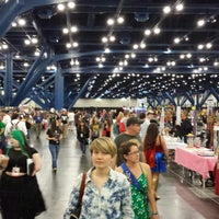 Photo taken at Comicpalooza Convention by Luis G. on 5/26/2013