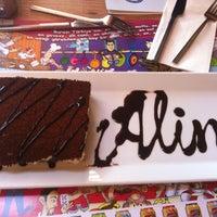 Photo taken at Alins Cafe Restaurant by Aslı Ş. on 9/26/2012