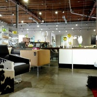 Photo taken at Crave Furniture by Stan G. on 10/26/2012