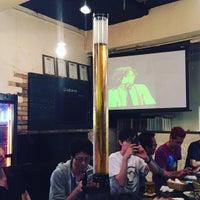 Photo taken at Beer & Pub DEN-EN by Shimpei M. on 9/8/2016