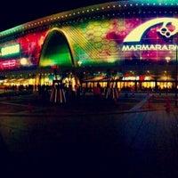 2/6/2013 tarihinde 🚀€n€$🚀ziyaretçi tarafından Marmara Park'de çekilen fotoğraf