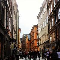Photo taken at Stockholm by Brandon G. on 8/20/2013