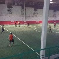 Photo taken at Centro Deportivo 'Don Bosco' by Osman P. on 9/26/2014
