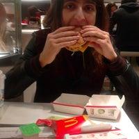 Photo taken at McDonald's by Jean-Louis L. on 2/24/2014