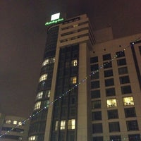 Photo taken at Holiday Inn by Евгения Д. on 12/31/2012