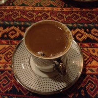 Photo taken at İzmirli Mahzen Cafe by Can A. on 10/15/2012