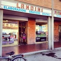 Photo taken at Landini by Leopoldo Z. on 2/25/2014