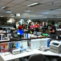 Photo taken at The  News Review by Roger V. on 12/12/2012