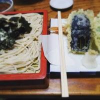 Photo taken at 直利庵 by Yukino T. on 8/12/2015