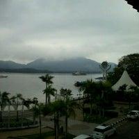 Photo taken at Hotel Indah, Lumut Waterfront Jetty, Perak. by dyanna k. on 2/14/2013