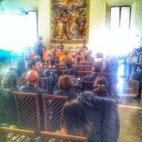 Photo taken at Cappella Farnese by Luca C. on 3/20/2015