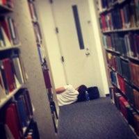 Photo taken at Walter C. Langsam Library by Josh W. on 4/10/2013