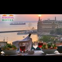 12/12/2012 tarihinde Emir B.ziyaretçi tarafından Sidonya Hotel'de çekilen fotoğraf