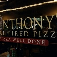 Photo taken at Anthony's Coal Fired Pizza by Judith S. on 12/28/2014