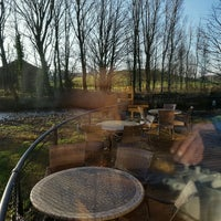 Photo taken at Riverside Cafe by Lisa S. on 1/21/2017