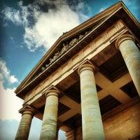 Photo taken at Église Saint-Germain by MikaelDorian on 11/26/2012