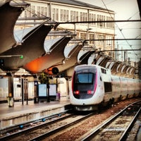 Photo taken at Paris Lyon Railway Station by MikaelDorian on 11/1/2012