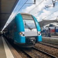 Photo taken at Gare SNCF du Mans by MikaelDorian on 5/6/2017