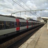 Photo taken at RER Arcueil – Cachan [B] by MikaelDorian on 2/7/2013