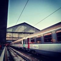 Photo taken at Paris Austerlitz Railway Station by MikaelDorian on 12/13/2012