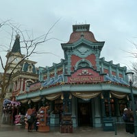 Photo taken at Town Square – Main Street U.S.A by MikaelDorian on 1/4/2013