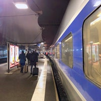Photo taken at Gare SNCF du Mans by MikaelDorian on 12/3/2017