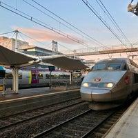 Photo taken at Gare SNCF du Mans by MikaelDorian on 1/7/2017