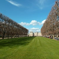 Photo taken at Luxembourg Garden by MikaelDorian on 3/10/2013