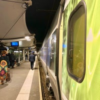 Photo taken at Gare SNCF du Mans by MikaelDorian on 11/17/2017
