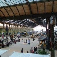 Photo taken at Paris Lyon Railway Station by MikaelDorian on 6/28/2013