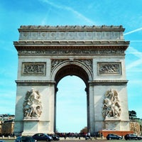 Photo taken at Place Charles de Gaulle by MikaelDorian on 4/15/2013