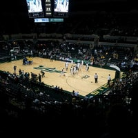 Photo taken at USF Sun Dome by Sean W. on 2/6/2013