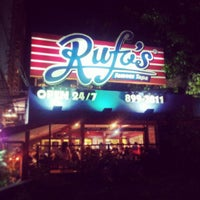 Photo taken at Rufo's Famous Tapa by Timothy James D. on 2/28/2013