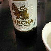 5/7/2016 tarihinde torikasyuziyaretçi tarafından 立川タイ料理レストラン バーンチャーン'de çekilen fotoğraf