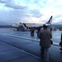 4/11/2013 tarihinde Doğu K.ziyaretçi tarafından Kars Harakani Havalimanı (KSY)'de çekilen fotoğraf