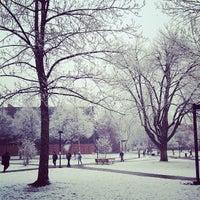 Photo taken at University of Louisville by Alka T. on 2/13/2013
