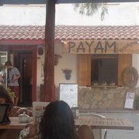 Photo taken at Payam Beach Restaurant by Buket T. on 8/15/2013