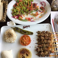 5/15/2017 tarihinde Buket T.ziyaretçi tarafından Şişko Çöp Şiş Restaurant'de çekilen fotoğraf