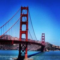 Foto scattata a Golden Gate Overlook da Gokce D. il 6/12/2013