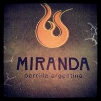 Foto diambil di Parrilla Miranda oleh Johann S. pada 1/9/2013